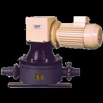 allpa Diaphragm Pumps PVM 0,5, with PVC Body