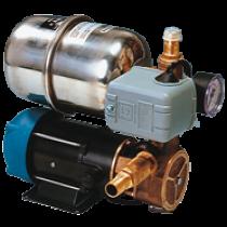 allpa Water Pressure System INOX 66B