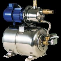 allpa Water Pressure System INOX 950