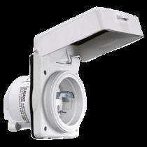 NEMA-16A-shore power inlet, plastic, 230V