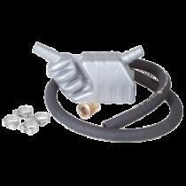 allpa exhaust kits for Paguro / Gamba marine diesel generating sets