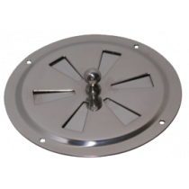 Stainless Steel Butterfly Vent with Turntable