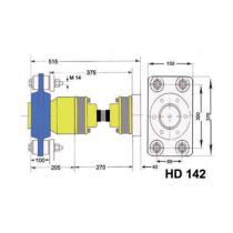 a-flex CV-drive Shaft System Model HD-142