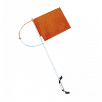 Stainless steel wind indicator
