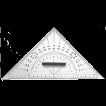 Plexiglass square with handle