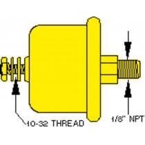 Oil Pressure Senders