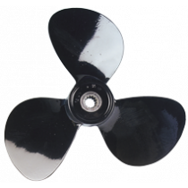 allpa 3-Bladed Aluminum Left Handed Propellers with Special Hub for Selva Saildrive
