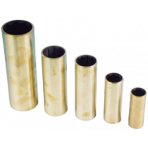allpa Neoprene Propeller Shaft-Shaft Bearings with Brass Outer Shell ( mm / inch )