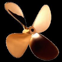 Radice 4-Bladed Bronze Propellers type B7