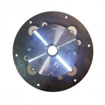 Damper plate Plastic for Tmc Ø276mm, 26-T, 270Nm, 33°