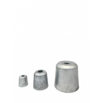 allpa Propeller Anode Aluminium