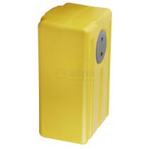 allpa polyethylene waste-water-tanks upright version