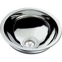allpa Stainless Steel Sinks, Round
