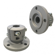 allpa Stalen Half-Couplings, with centering ring