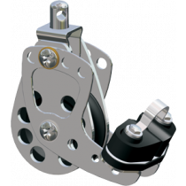 Antal Aluminum CamCleat for Stainless Steel single Block Serie 65