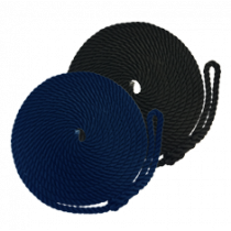 allpa polypropylene 3-strand twisted mooring ropes with splice