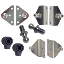 Parts allpa NAUTALIFT™ gas lift supports
