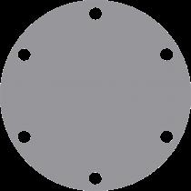 Johnson Pump Bronze Cover for Pump F35 ( replaces Jabsco AL6-200 )