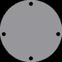 Johnson Pump Bronze Cover for Pump F5 / F6