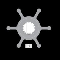Johnson Pump Original Impellers