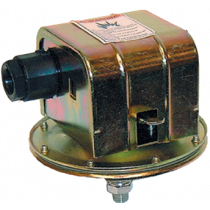 Johnson Pump Vacuum Switch for Electric Impeller Pumps or Impeller Pumps with Electro Magnetic Clutch ( max. 16A )