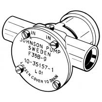 Johnson Pump self-priming Bronze Cooling-Impeller Pumps F35B-9