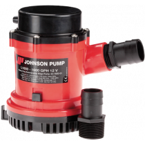 Johnson Pump L-serie Bilge Pumps with removable check valve