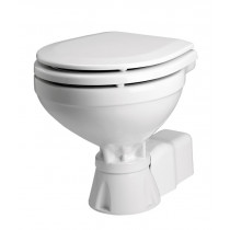 Johnson Pump AquaT silent-electric toilets (soft-close)