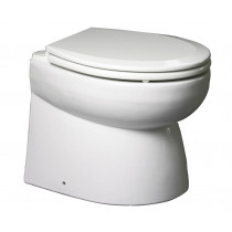 Johnson Pump AquaT silent premium-electric toilets (soft-close)