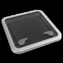 "Goïot Aluminium Hatches Model ""Opal"""