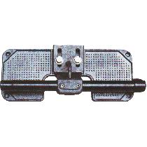 Support tube transom mount