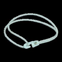Sail ties with plastich hook & loop