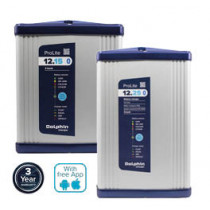 allpa Dolphin Prolite plug & play battery chargers water-resistant IP65
