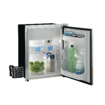 """Stainless Steel AISI 316 built-in refrigerators """"Sea Steel"""" with external cooling unit"""
