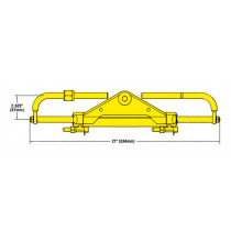 Fitting Kit Tees BayStar Cylinder ( HC4645 )