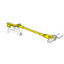 SeaStar Tie Bar Kit for Front Mount Single-cylinder, Twin-engines