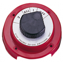 allpa battery selector switch, 250A continuous