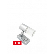 Stainless steel LED Reading – Wall Light Dimmable