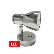 Stainless steel LED Reading – Wall Light