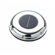 allpa Stainless Steel Solar Power Ventilator