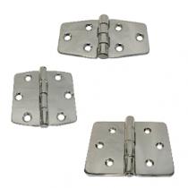 allpa Stainless Steel 316 Hinges
