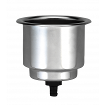 Stainless steel drink holder