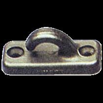 Nylon semi closed hook