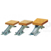 Outboard Motor Brackets Aluminium, folding