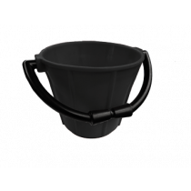 allpa PVC bucket 7,5l; With PVC handle