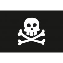 Pirate flag  50x75cm
