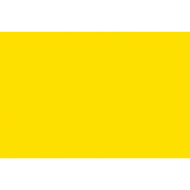 "Yellow ""q"" flag  30x45cm"
