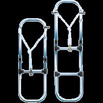 Aluminum Foldable Bathing Ladder