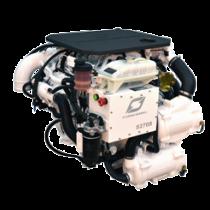 Hyundai Marine Diesel Engines U125, VGT with Intercooler & Fresh Water Cooling
