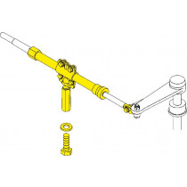 Inboard Stringer Support Mounting